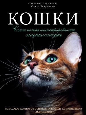 Кошки. Самая полная иллюстрированная энциклопедия фото №1