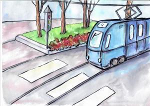 Казка про міські вулиці фото №1