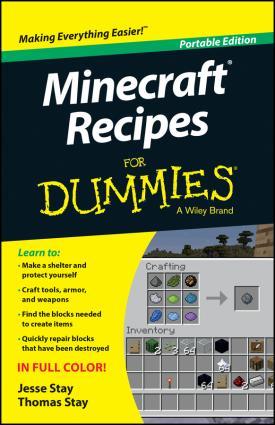 Minecraft Recipes For Dummies фото №1