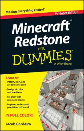 Minecraft Redstone For Dummies фото №1