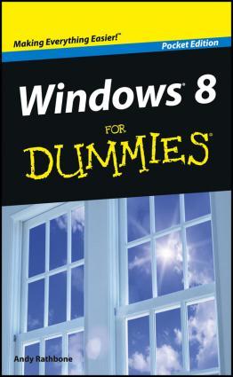 Windows 8 For Dummies, Pocket Edition фото №1