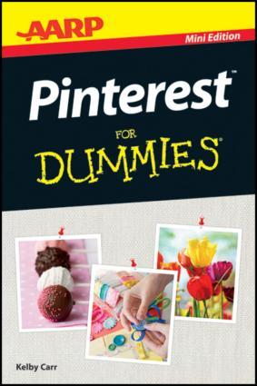 AARP Pinterest For Dummies фото №1