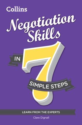 Negotiation Skills in 7 simple steps фото №1