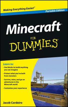 Minecraft For Dummies фото №1
