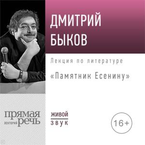 Лекция «Памятник Есенину» фото №1