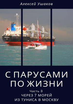 Спарусами пожизни. Часть3. Через 7 морей из Туниса в Москву