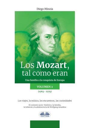 Los Mozart, Tal Como Eran. (Volumen 2) фото №1