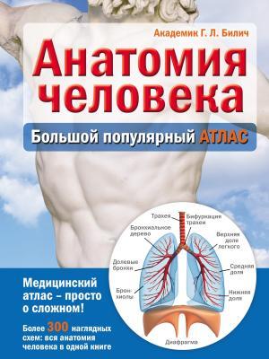 Анатомия человека. Большой популярный атлас фото №1