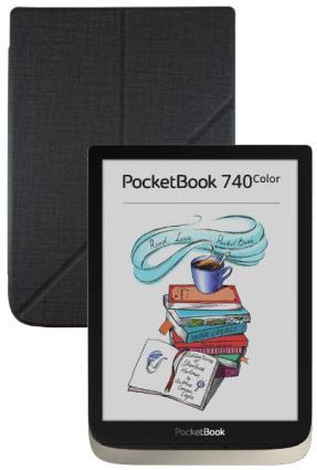 PocketBook 740 Color з обкладинкою у подарунок фото №1