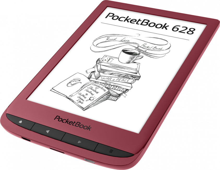 PocketBook 628 Ruby Red фото 4