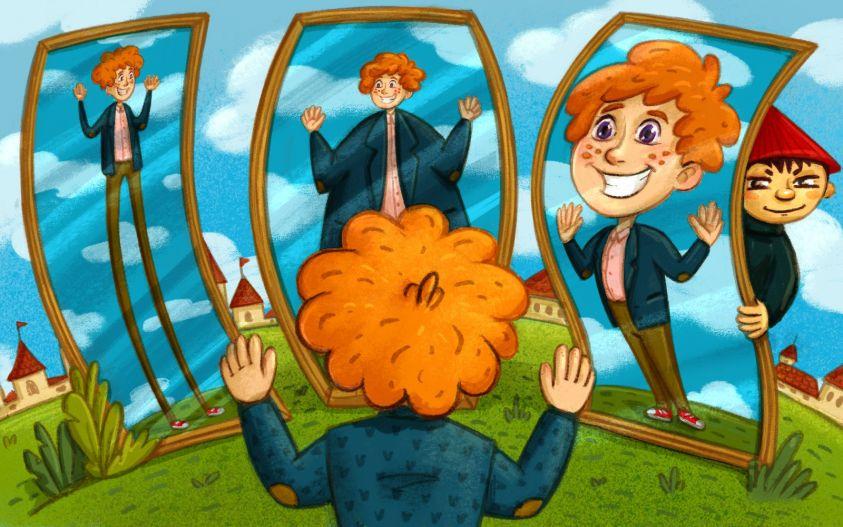 Зеркало фото №1