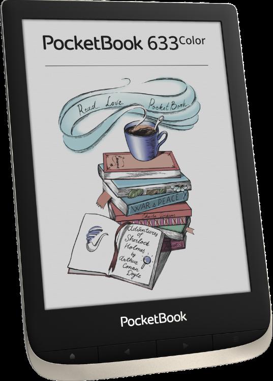 PocketBook 633 Color Moon Silver фото 2