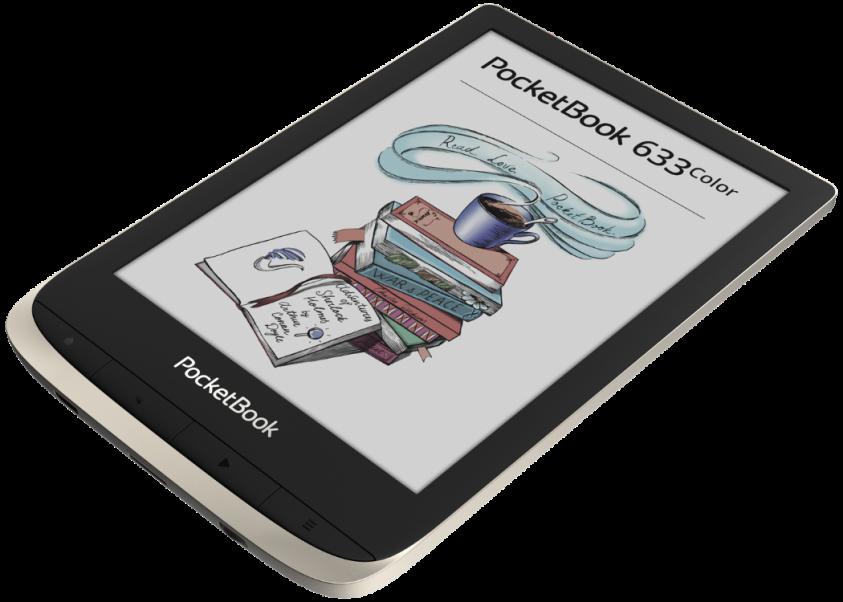 PocketBook 633 Color Moon Silver фото 3