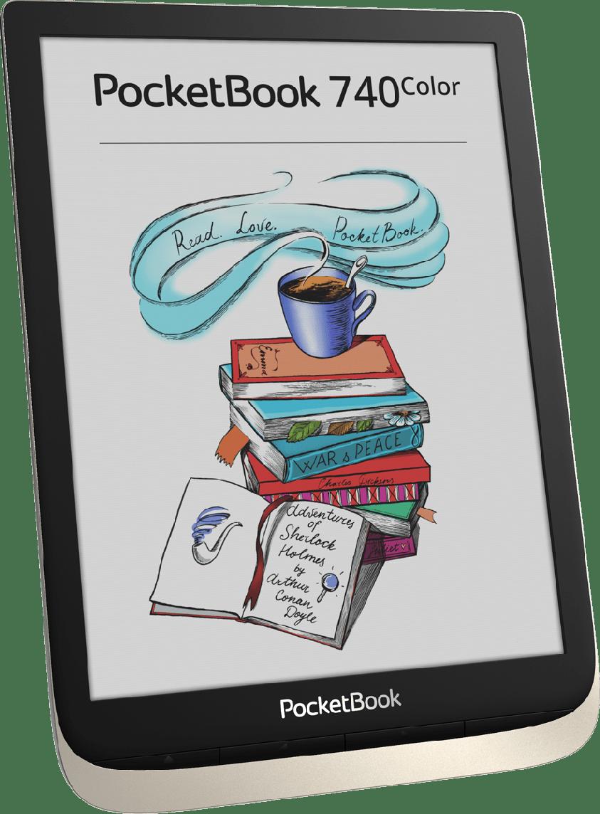 PocketBook 740 Color Moon Silver фото 3