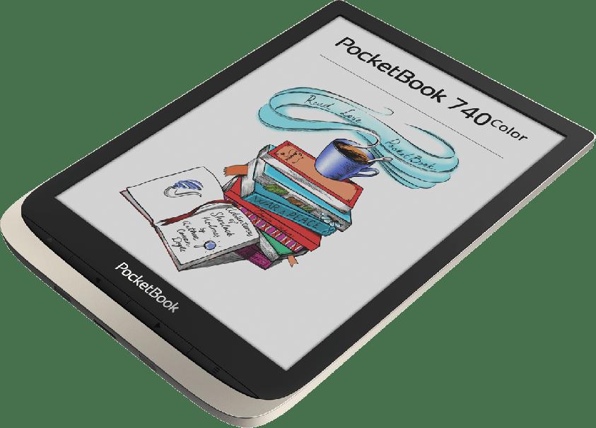 PocketBook 740 Color Moon Silver фото 4