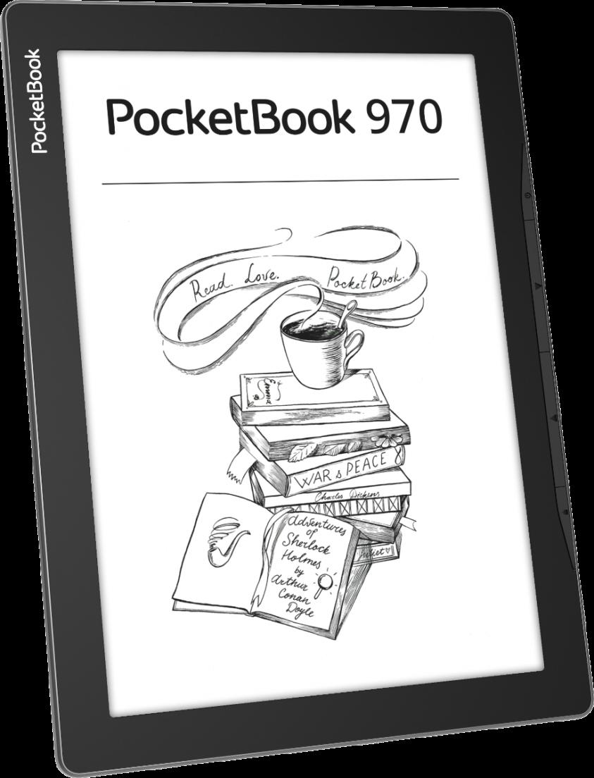 PocketBook 970 фото 3