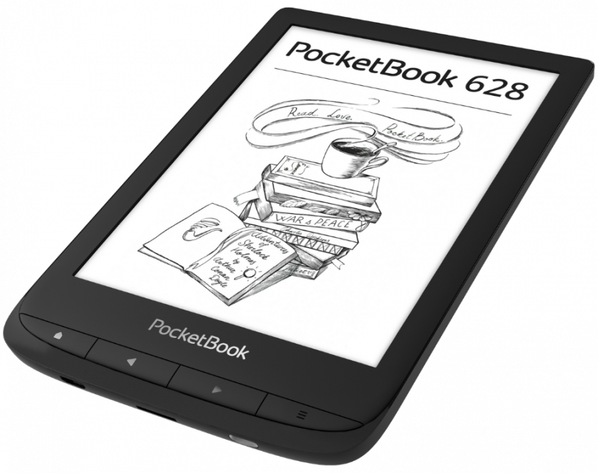 PocketBook 628 Ink Black фото 4