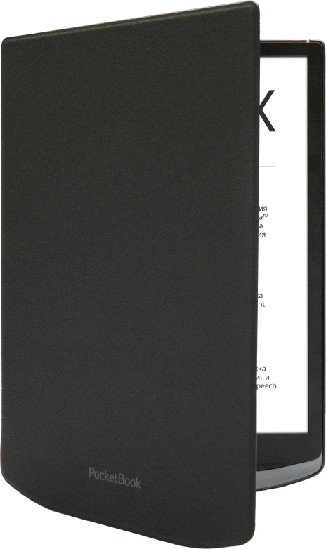 PocketBook Shell 1040 cover series deep black фото 2