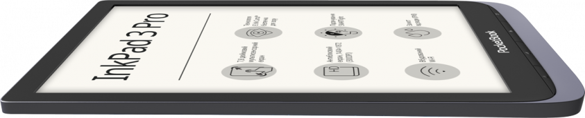 PocketBook InkPad 3 Pro Metallic Grey 740-2 фото 5