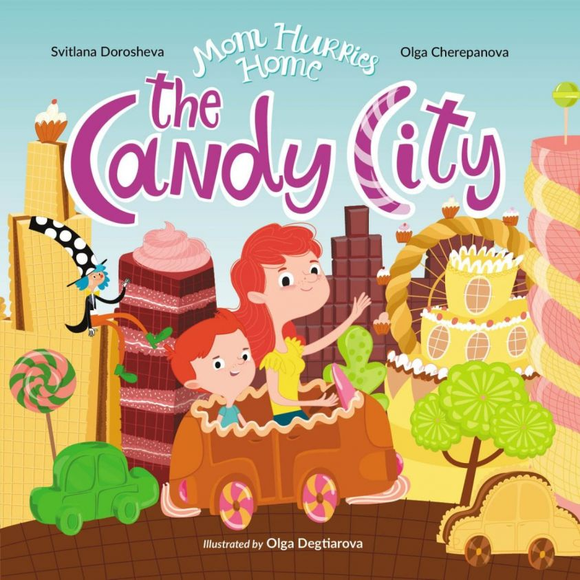 The Candy City фото №1