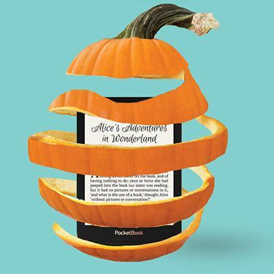 Найкращі книги на Halloween