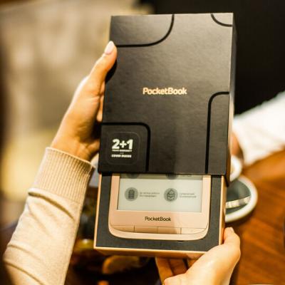 Почему ридер PocketBook Touch Lux 4 Limited Edition – идеальный подарок на 8 марта
